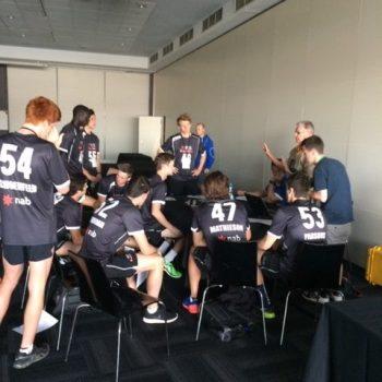 AFL Draft Combine CIQ Testing